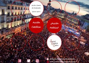 Cartel Acción Común 2018-2019