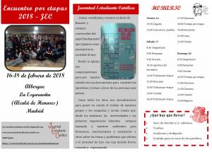 ExE 2017-2018 Triptico 1