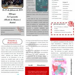 Encuentro por Etapa 2017-2018