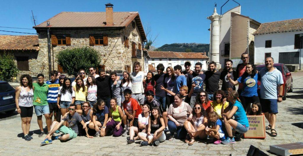 30 años Campamentos JEC Palencia