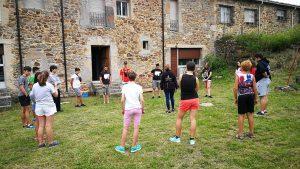 Campamento JEC Palencia 2018